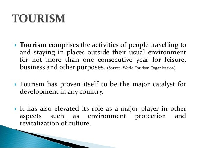 domestic tourism Domestic tourism can unlock significant potential if it caters for more south  africans.