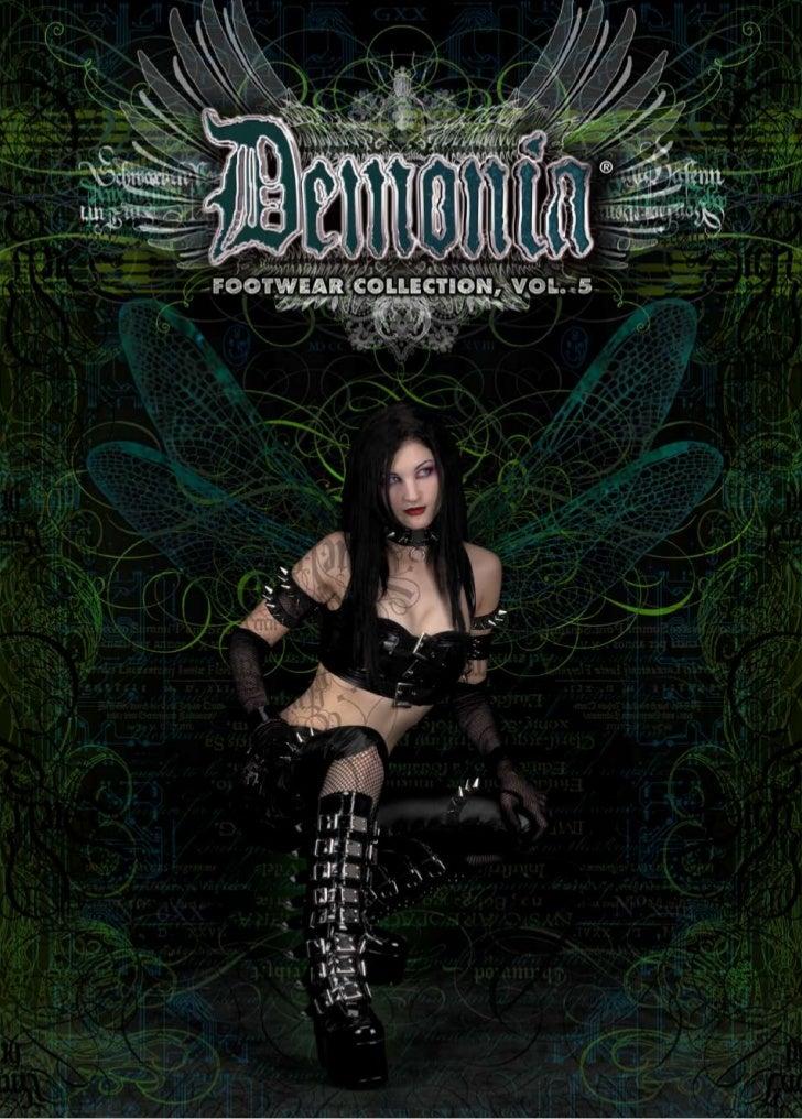 Demonia Vol 5