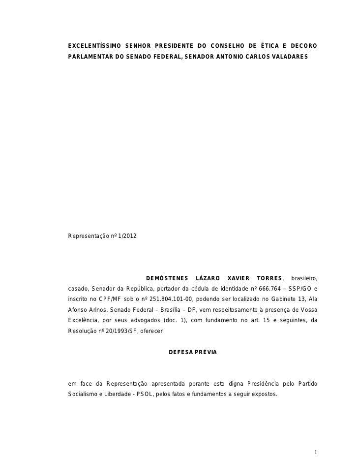 Defesa Escrita Cpp Artigo Ajuda