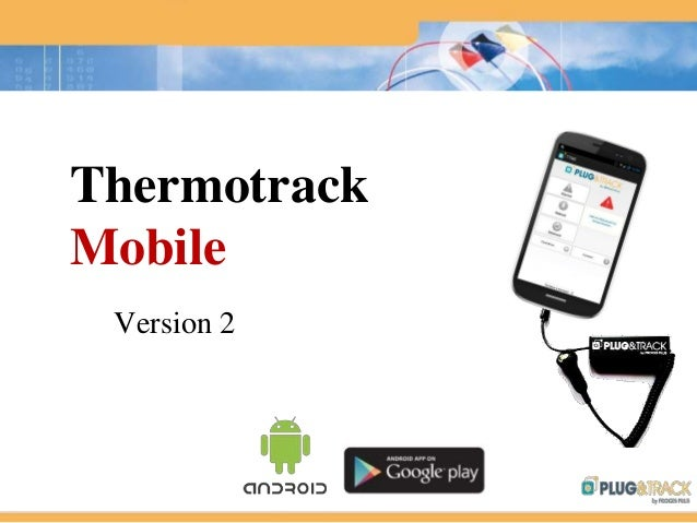 Thermotrack Mobile Version 2