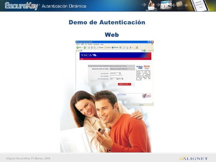 Demo de Autenticación  Web