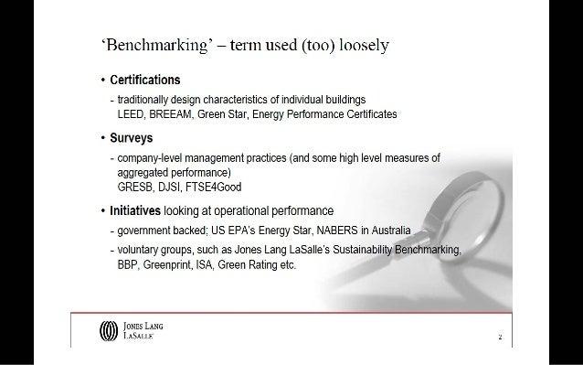 Demystifying Benchmarking