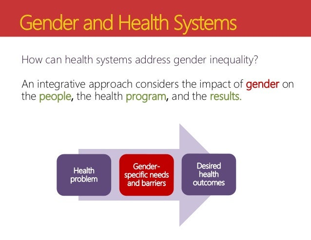 the factors that enable gender equity in the workplace Nor have men given up the ideal of gender equity  a workplace problem for families  life policies that enable people to put their gender values.