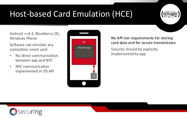 nfc host card emulation android