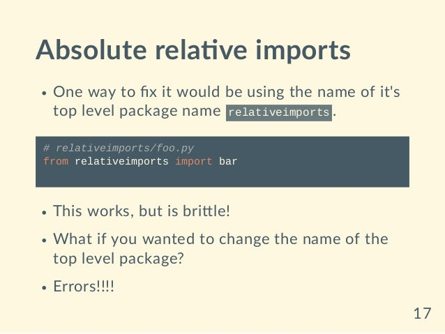 Demystifying how imports work in Python