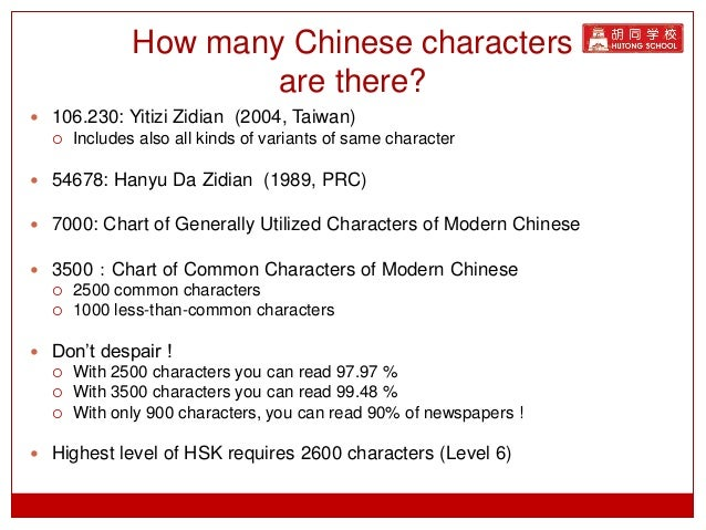 Demystifying Mandarin Learn Chinese By Hutong School