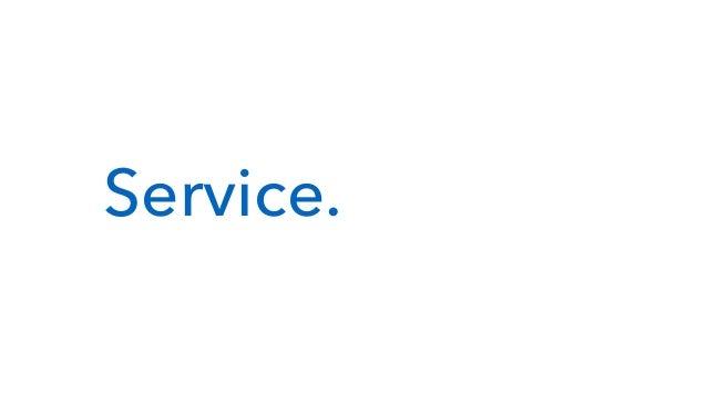 Service.
