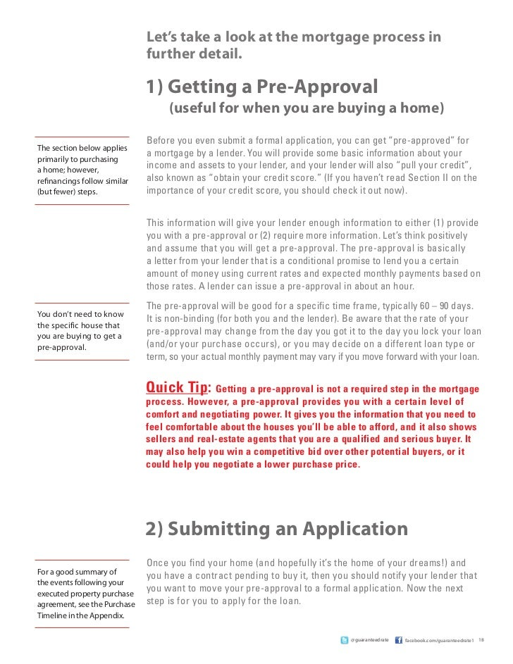 Demystifying The Mortgage Process Guaranteed Rate