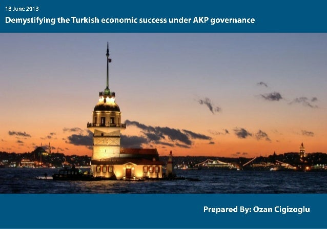While AKP-led government has achieved economic growth and stability, the party has notoutperformed past governments or the...