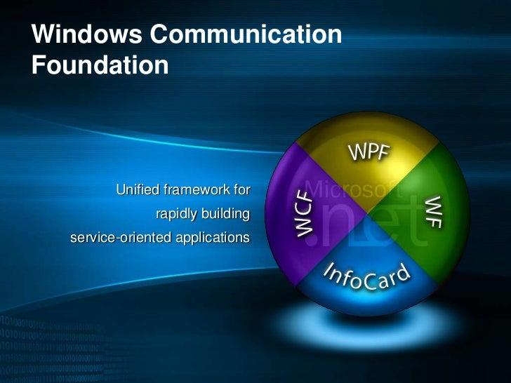 Demystifying windowscommunicationfoundation
