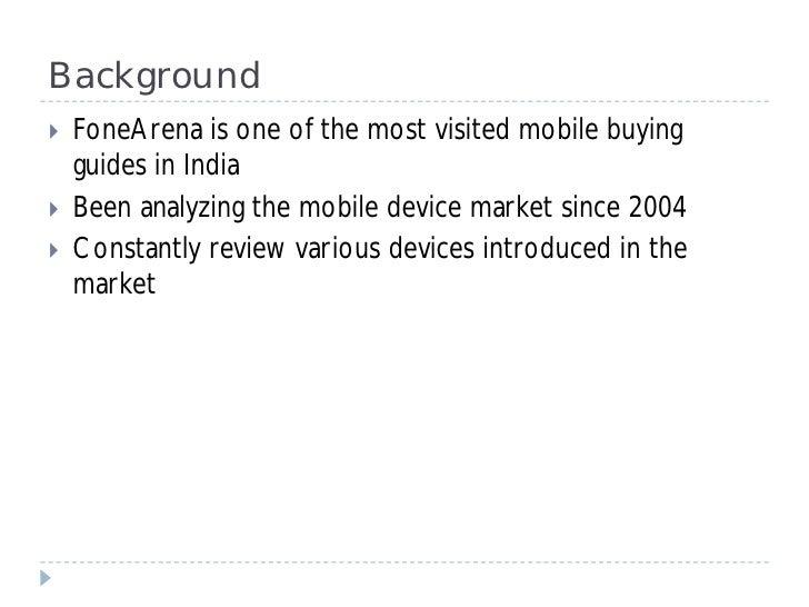 Demystyfing the touch device market - Touch Tour Chennai Slide 2