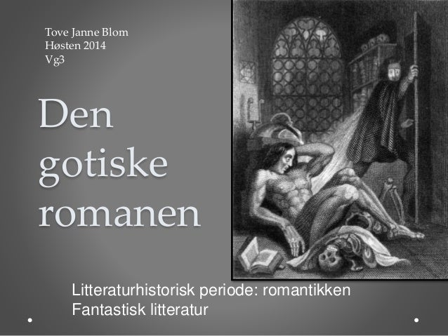 gotisk litteratur