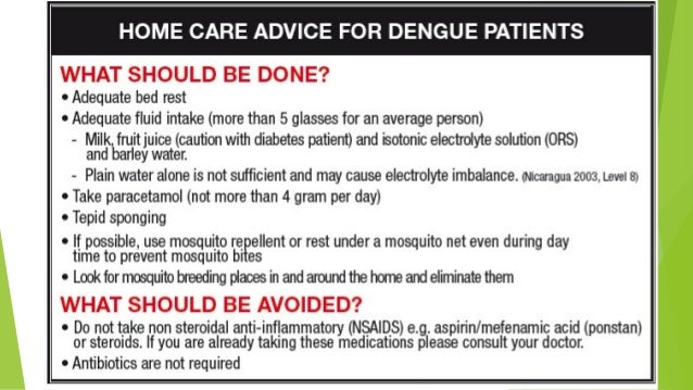 DENGUE IN PREGNANCY - All pregnant women with suspected dengue infection must be admitted. The following physiological cha...