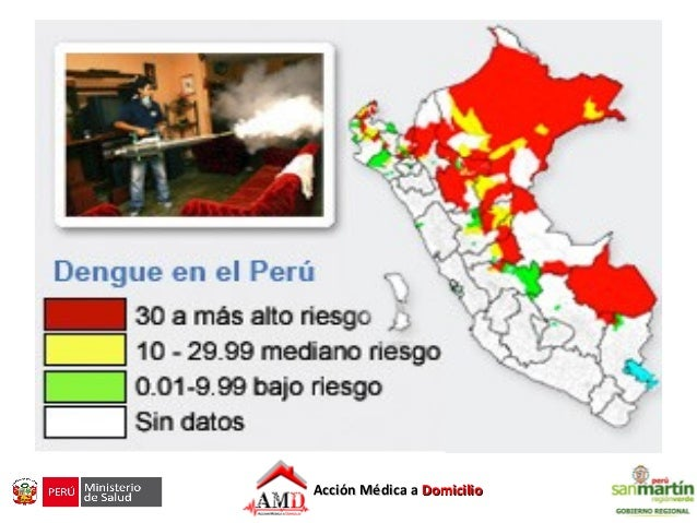Dengue: Manejo actual Slide 3