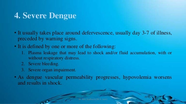 dengue fever and capillary refill time A review on dengue and treatments  from india over long time, but dengue haemorrhagic fever was first reported in 1963 from calcutta city  delayed capillary .
