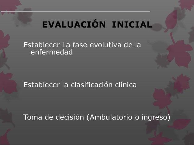 Manejo Del Paciente Con Dengue Este va a ser de acuerdo a su condición clínica Dengue sin signos de alarma. Dengue con s...