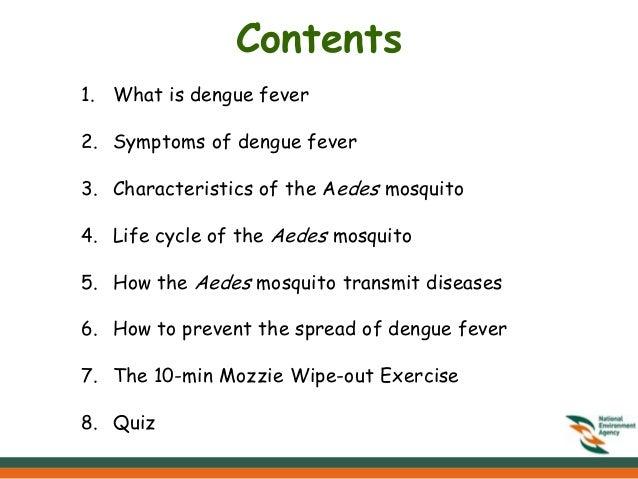 #HealthBytes: Tips to help prevent dengue fever