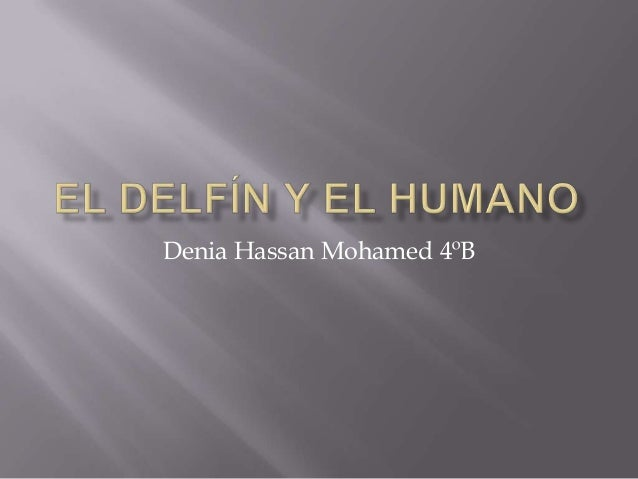 Denia Hassan Mohamed 4ºB