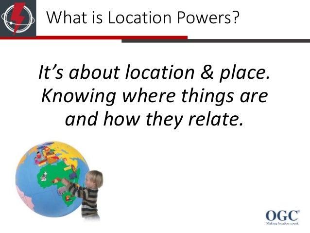 2018 Location Powers Urban Environment Slide 3