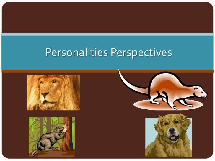 Understanding Personality Types Can Help Resolve Conflicts