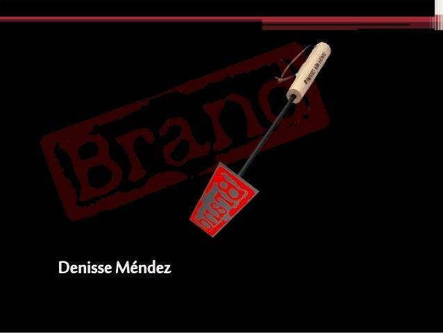 ¿Qué es  branding?  Branding es todo aquello que uno  hace para conectar la estrategia de un  negocio con la experiencia d...
