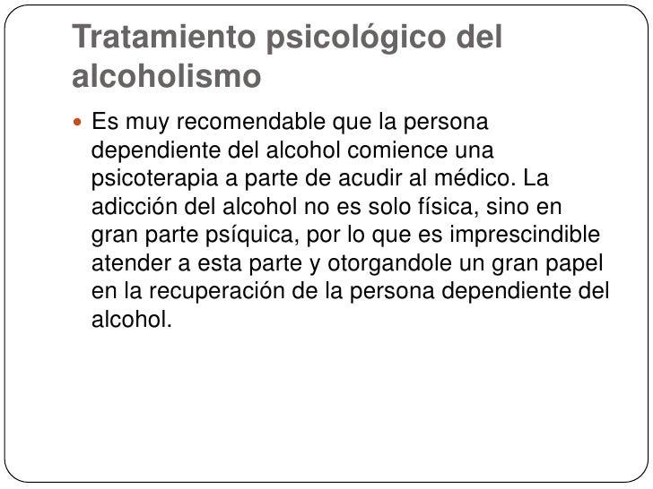 Las medicinas contra la dependencia alcohólica