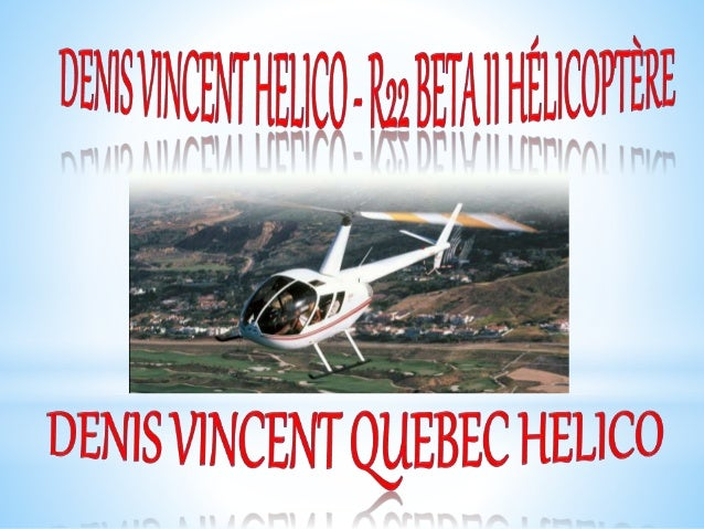 Le Robinson R22 Beta II est piloté à travers le monde pour de nombreuses applications, allant de la formation en vol pour ...
