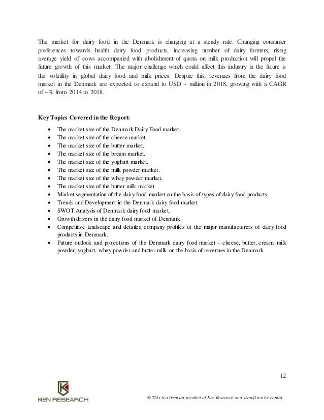 research proposal on milk industry or dairy industry India remains the world's largest producer and consumer of milk the present  study empirically evaluates the transformations in demand and supply of dairy  produ  after examining various aspects of dairy consumption and production  patterns in  group on animal husbandry & dairying 12th five year plan (2012– 17.