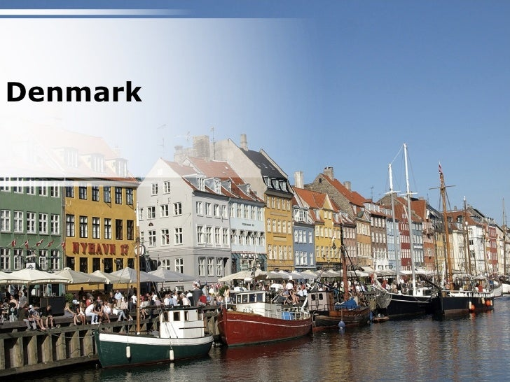 Denmark Country Powerpoint Presentation Content