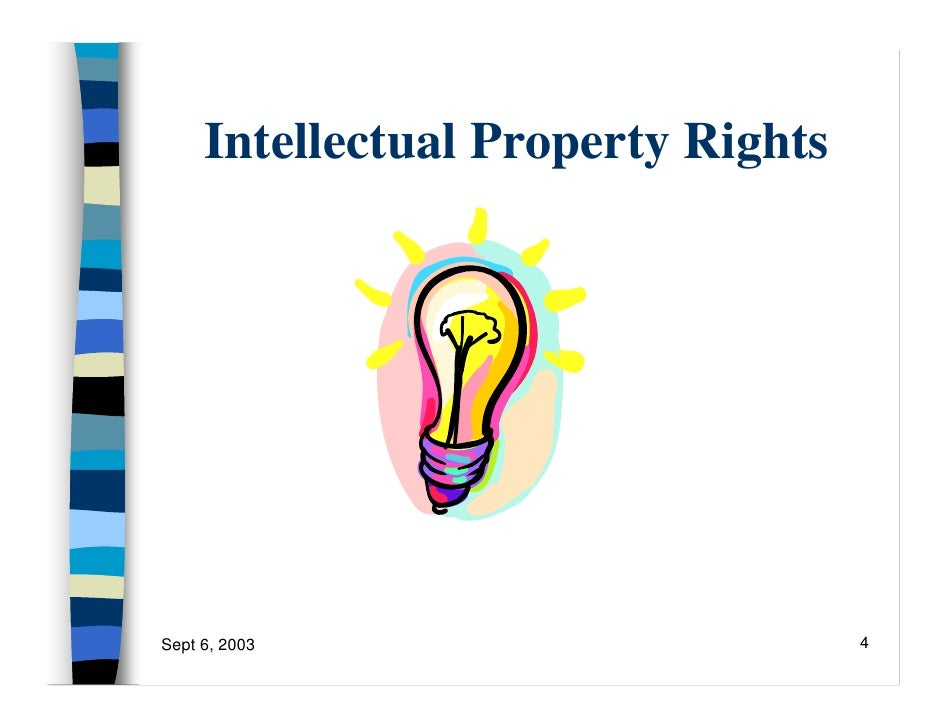 Current State Of Intellectual Property Law