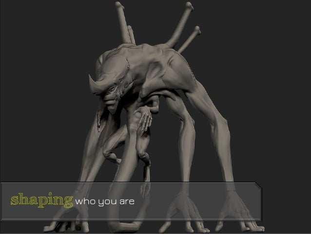shapingwho you are