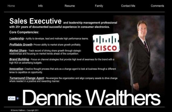Dennis Walthers, VP Sales