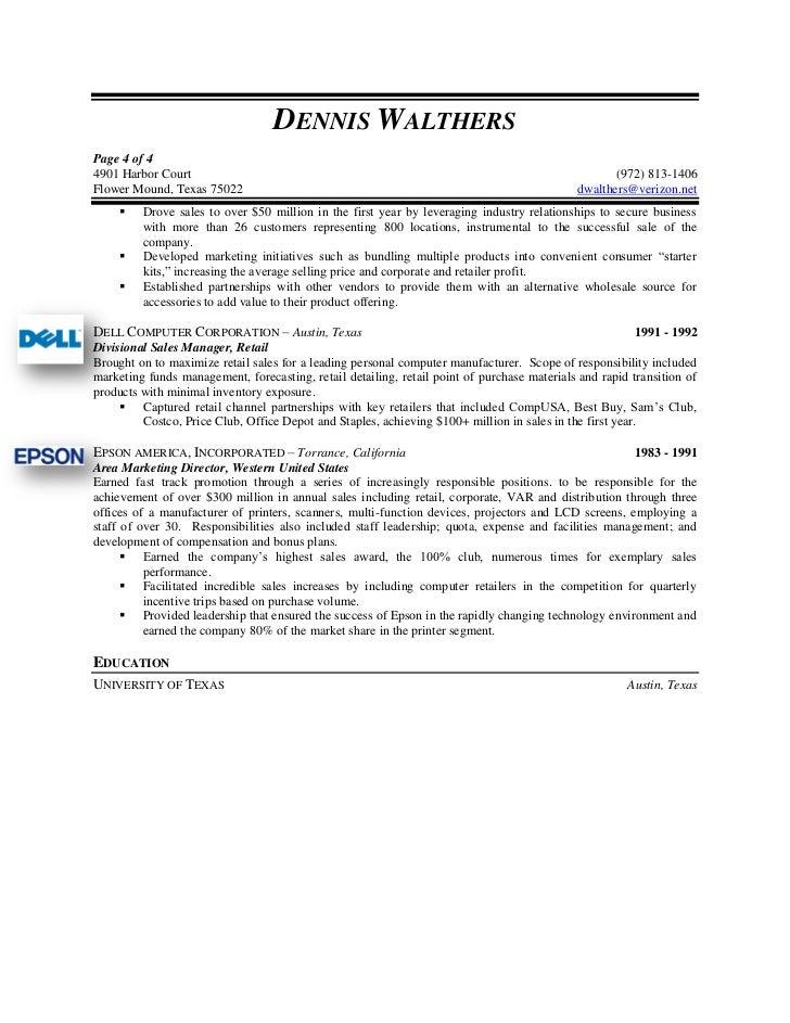 Vice President Of Sales Resume Resume Exampl Executive Resume Resume VP Of  Sales Marketing Operations In  Vice President Resume