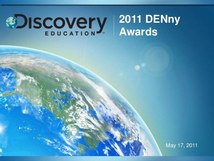 2011 DENnyAwards       May 17, 2011