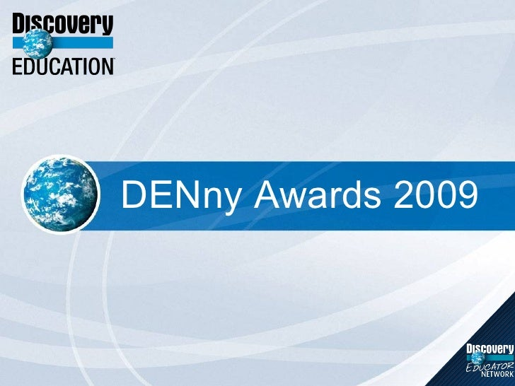 DENny Awards 2009