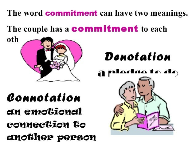 connotation and denotation examples pdf