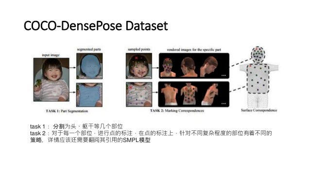 Dense pose Slide 3