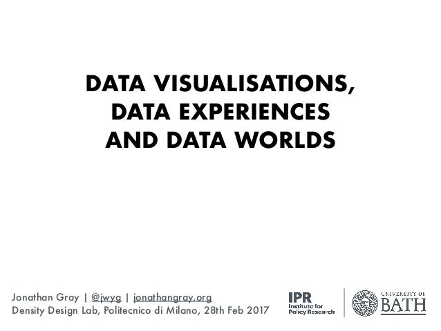 DATA VISUALISATIONS,