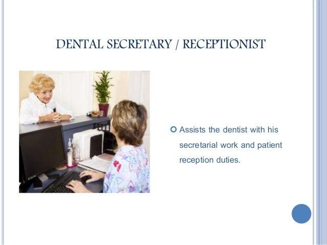 Dental Auxiliary