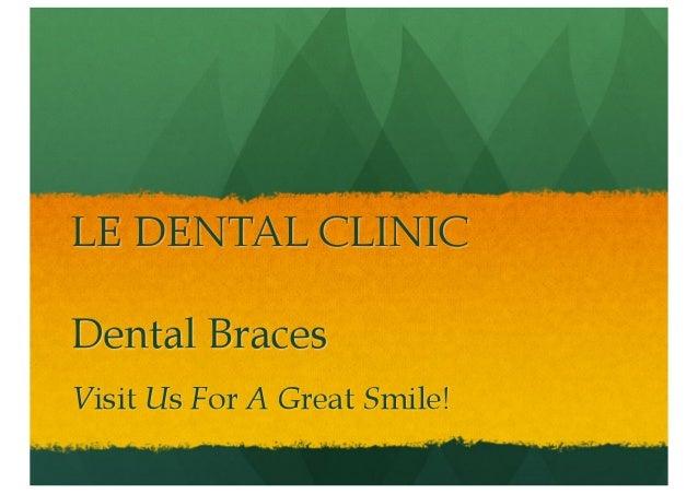 Dental braces Dental Clinic Imus