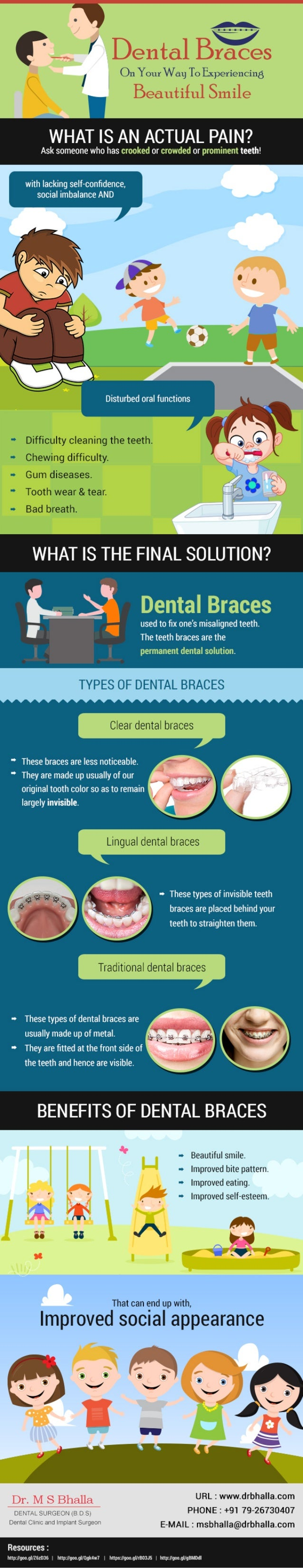 Dental Braces On Your Way To Experiencing Beautiful Smile