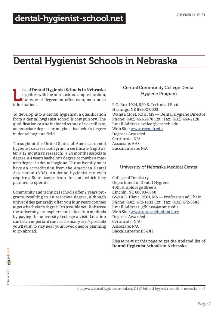 20/09/2011 19:21                 dental-hygienist-school.net                Dental Hygienist Schools in Nebraska          ...