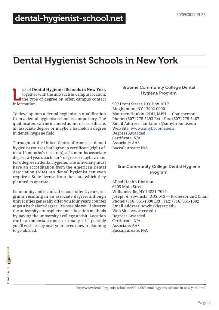 20/09/2011 19:22                 dental-hygienist-school.net                Dental Hygienist Schools in New York          ...