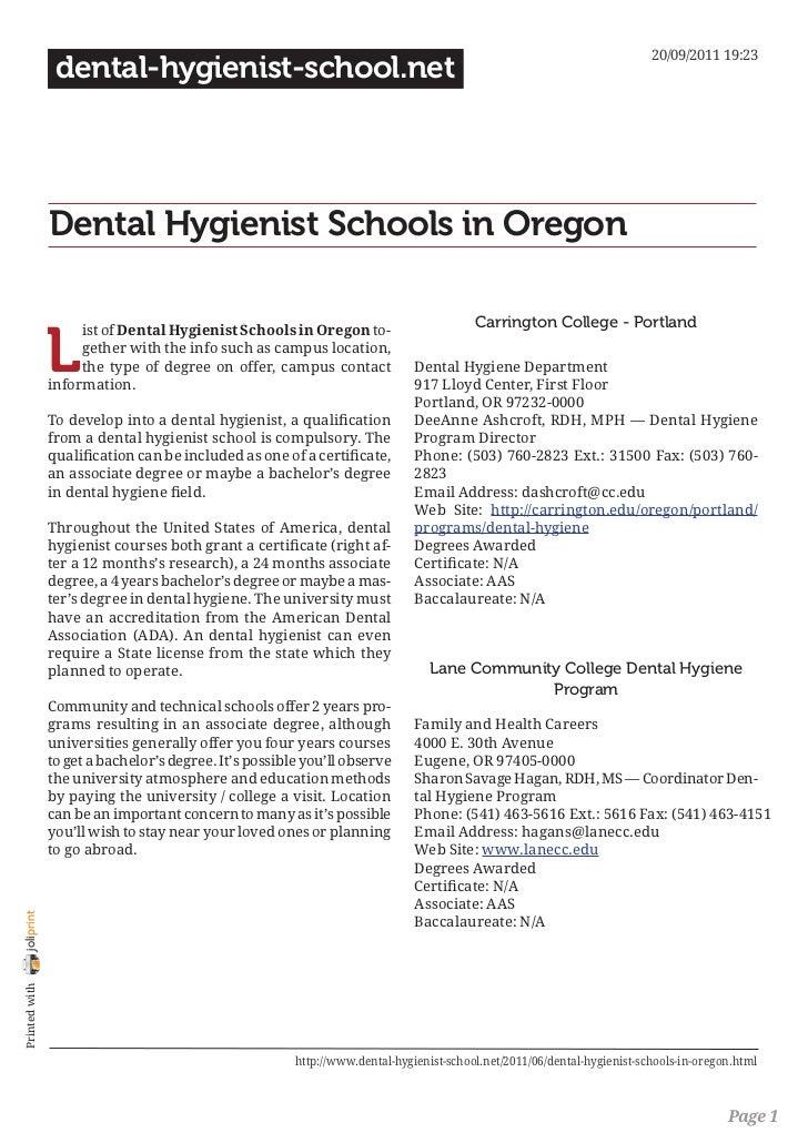 20/09/2011 19:23                 dental-hygienist-school.net                Dental Hygienist Schools in Oregon            ...