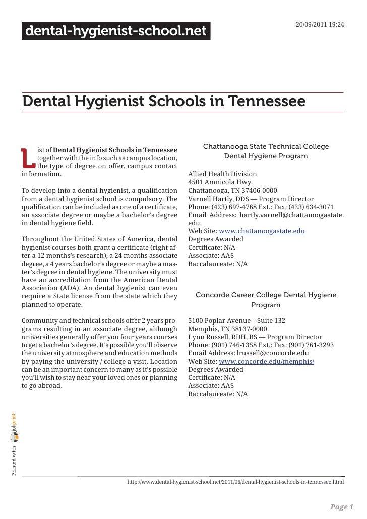 20/09/2011 19:24                 dental-hygienist-school.net                Dental Hygienist Schools in Tennessee         ...
