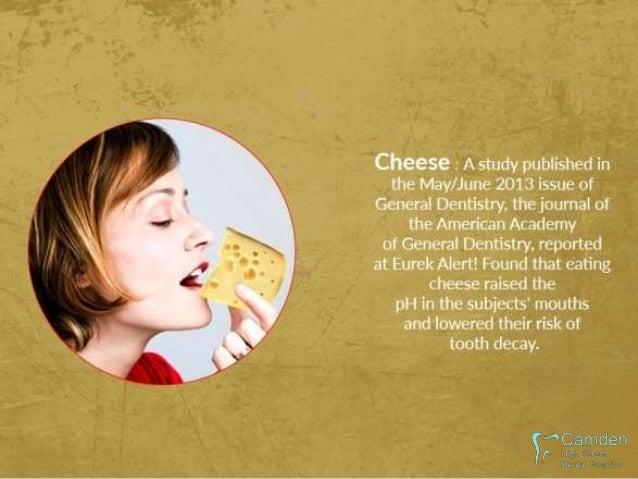 The Dental Diet - What Foods are Good or Bad for Dental Hygiene Slide 3
