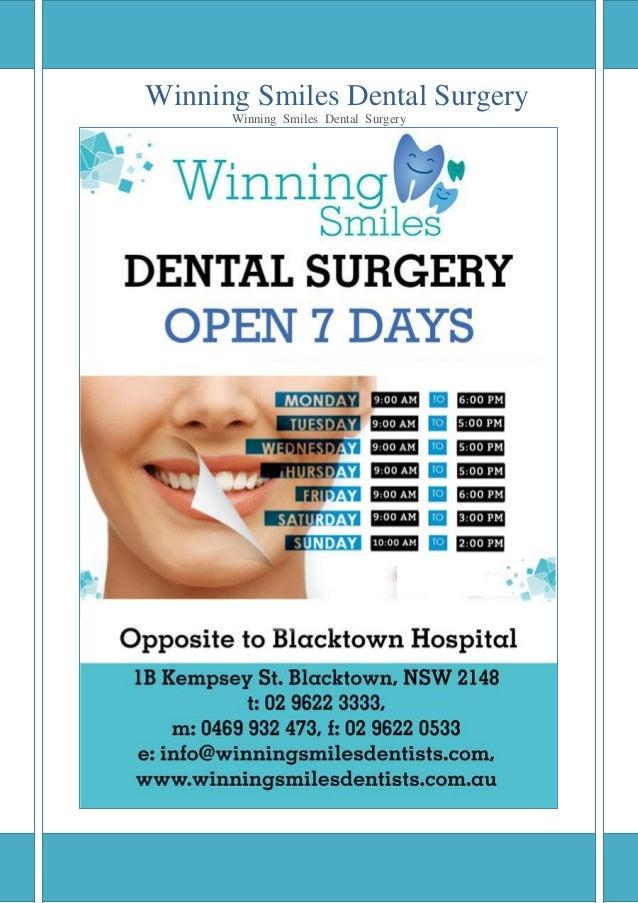 Winning Smiles Dental Surgery Winning Smiles Dental Surgery