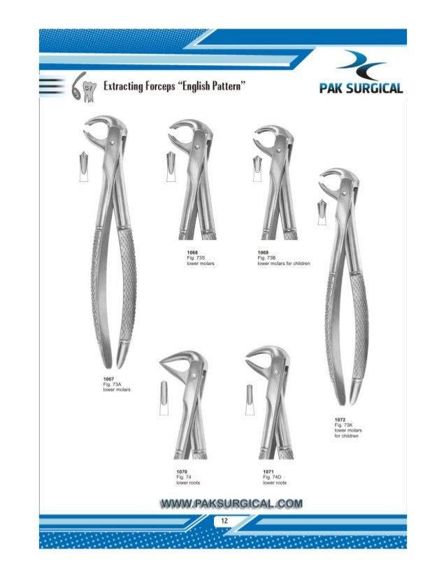 Dental instruments Slide 2