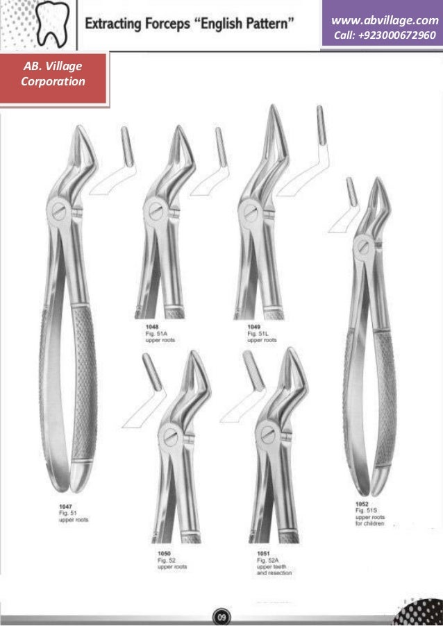 Dental instruments catalog pdf