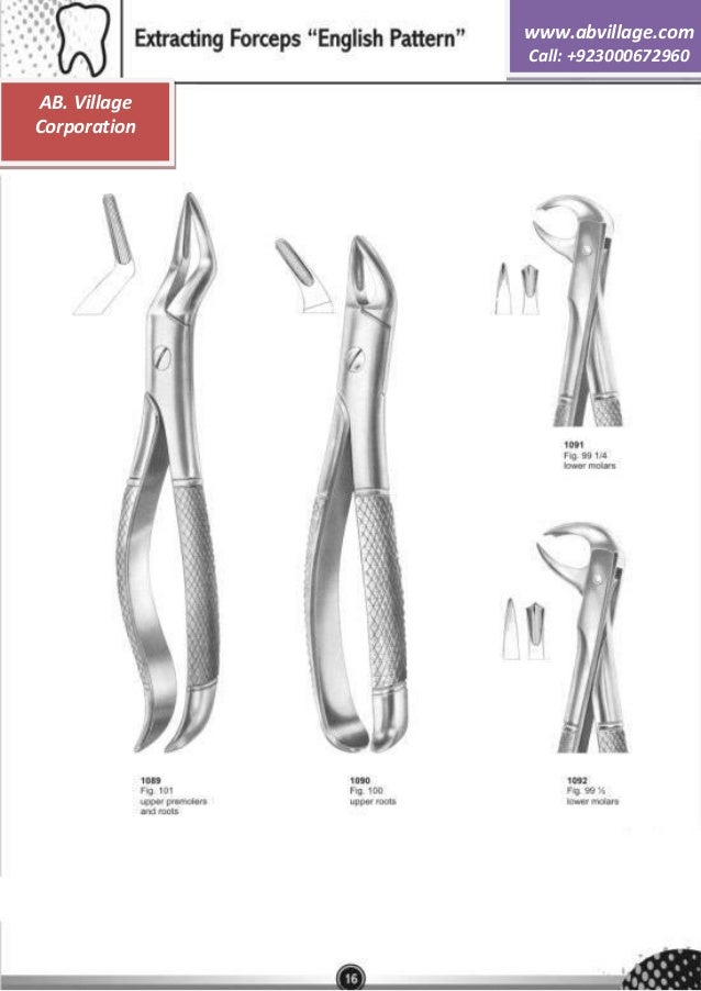 Dental instruments catalog pdf